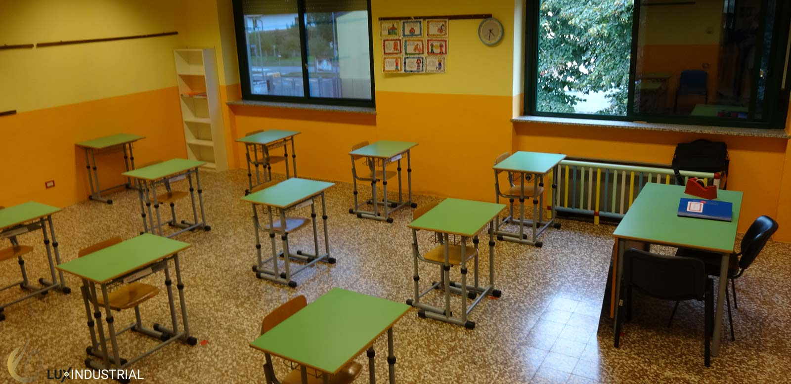Healthy surfaces gha application